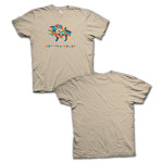 Outside Lands 2014 Bison T-shirt