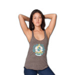 Outside Lands 2014 Ladies Triblend Tank Top