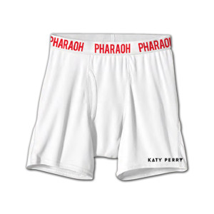 Katy Perry Pharaoh Boxer Shorts