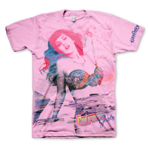 Katy Perry Water Color T-Shirt