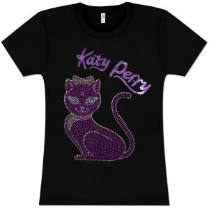 Katy Perry Rhinestone Girlie T-Shirt