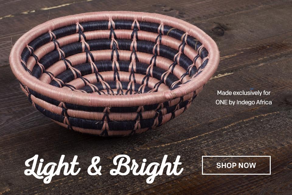 Indego Africa Exclusive Basket