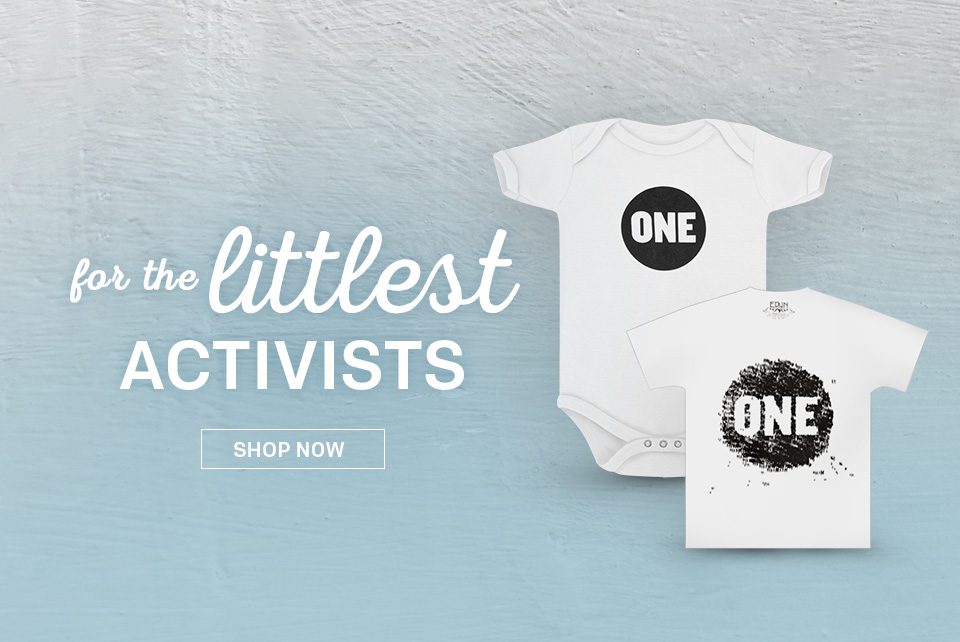 Shop ONE Kid's Apparel!
