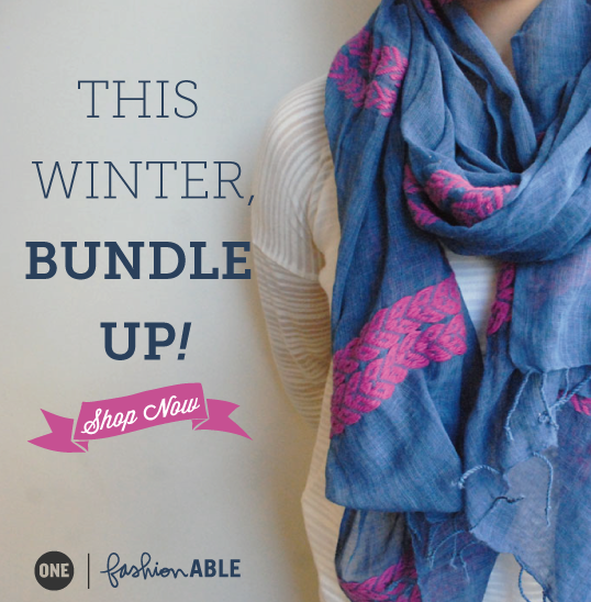 This Winter, Bundle Up!