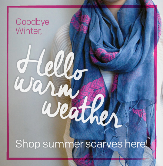 Goodbye Winter, Hello Warm Weather - ONE