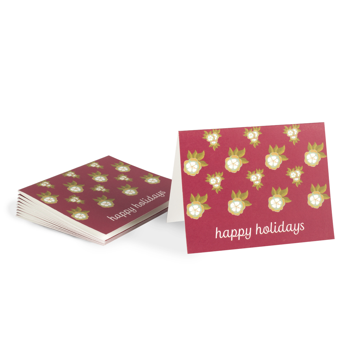 ONE Holiday Card