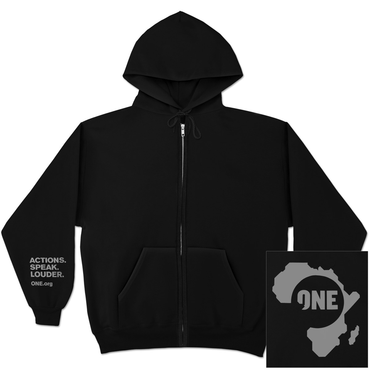 ONE Unisex Hoodie