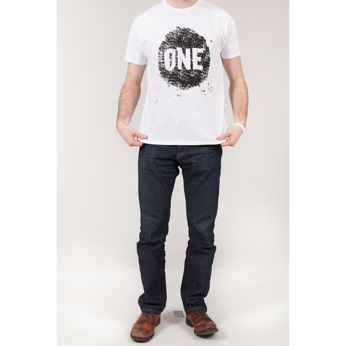 Men's ONE shirt by EDUN: United as ONE
