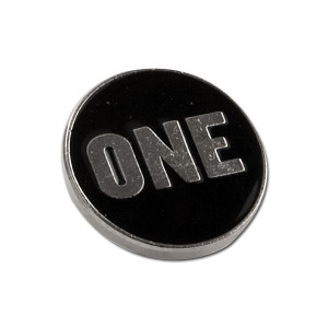 ONE Lapel Pin