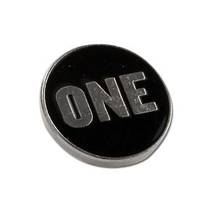 ONE Lapel Pin