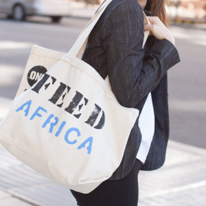 ONE FEED Africa Bag
