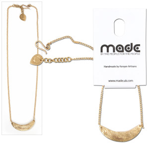 ONE Cuma Imwe Pendant Necklace