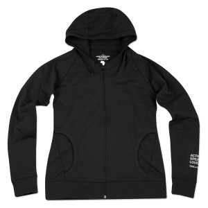 Ladies ONE Speak Louder Africa Zip Hoodie