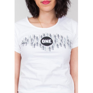 ONE - Women's Next Top T-Shirt (2010)