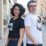 Men's ONE shirt by EDUN: United as ONE