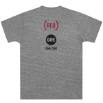 ONE and (RED) - Women's End AIDS T-Shirt