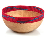 ONE Small Copabu Bowl - Red/Blue