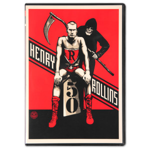 Henry Rollins - 50 DVD