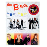 B-52s Stickersheet
