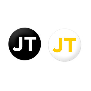 JT Initial Button Set