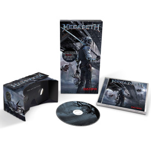 Deluxe Edition (CD + Virtual<br>Reality Goggles)