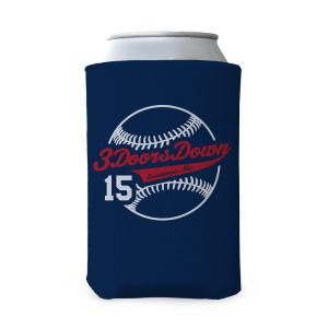 2015 Tour Baseball Coozie