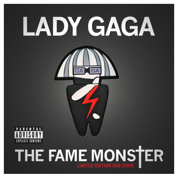 lady gaga fame monster alejandro. Lady Gaga - The Fame Monster