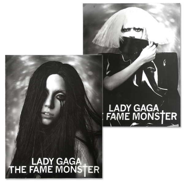 lady gaga 2011 tour merch. Lady Gaga Lenticular Poster