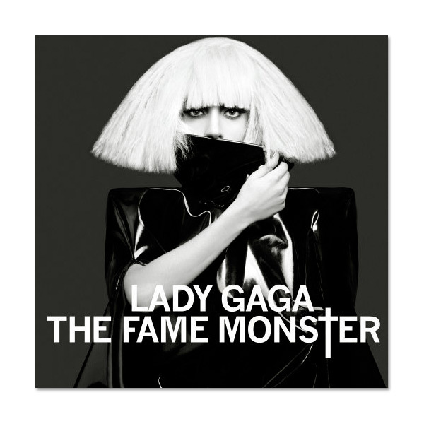 The Fame Monster 2 Disc CD (Jewel Case)