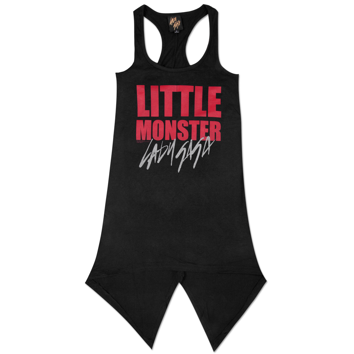 Lady Gaga Little Monsters Tuxedo Tank