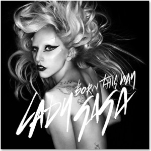 Lady Gaga - 'Born This Way' CD Single