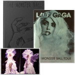 Lady Gaga Hardcover 2010 Monster Ball Tour Program