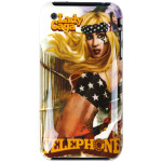 Lady Gaga Telephone iPhone Case