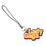 Lady Gaga Cell Phone Charm