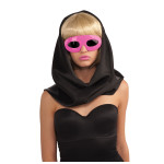 Lady Gaga Glasses - Pink