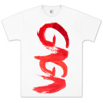 Lady Gaga Brush Stroke T-Shirt