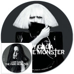 Lady Gaga The Fame Monster Standard Edition Picture Disc LP