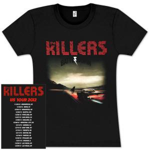 The Killers Girlie T-Shirt