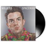 "Killers Spaceman/Fourwinds 12"" Vinyl Single"