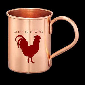 Alice In Chains Rooster Mule Mug