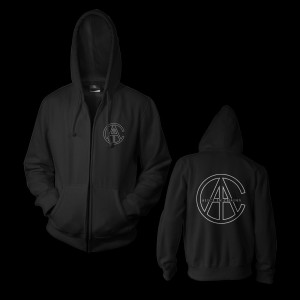 Alice In Chains Rocker Zip Hoodie