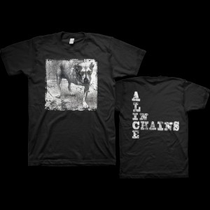 Alice In Chains Vintage Self-Titled T-Shirt