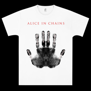 Alice In Chains Twin Palms T-Shirt