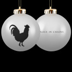Alice In Chains Rooster Ornament