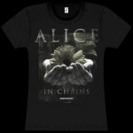 Alice In Chains Gift Of Life Girls T-Shirt