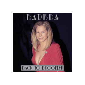 Barbra Streisand Back to Brooklyn CD