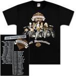 Pussycat Dolls Motorcycles Tour T-Shirt
