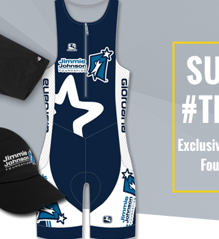 Support #TeamJJF - Shop Jimmie Johnson Foundation Gear