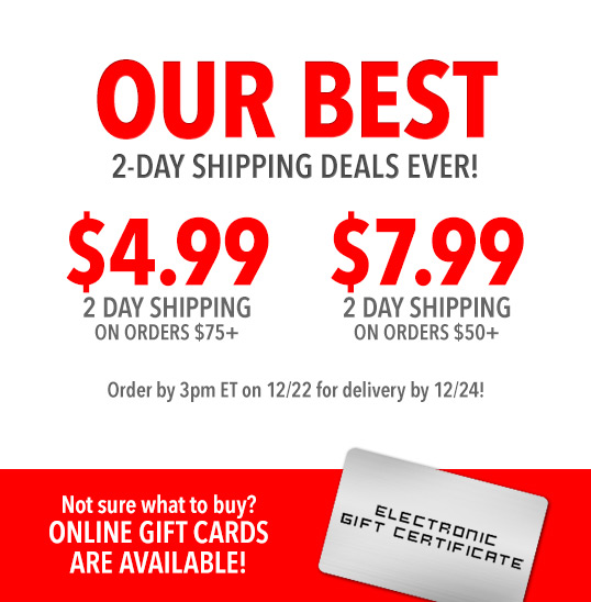 2-day Shipping Deals!