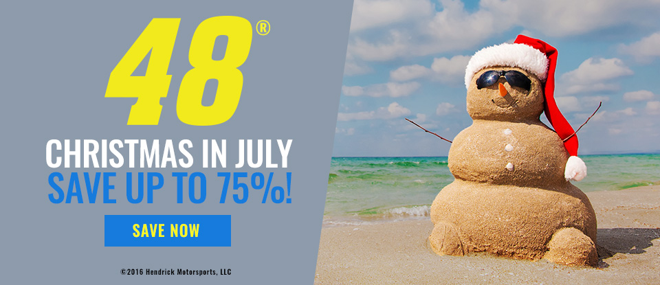 Christmas In July - Up To 75% Off!